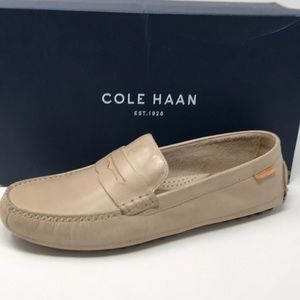 $150  Cole haan penny driver 12 leather barley
